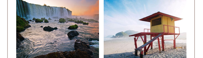 Destinations Brazil