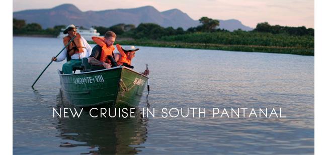 Cruise Pantanal Trip Gondwana Brasil
