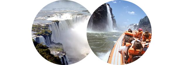 Iguassu Falls Parana Gondwana Brasil