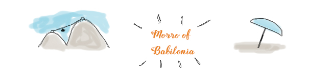 Morro Babilonia Rio Gondwana Brasil