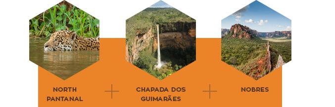 Chapada Guimaraes Pantanal Itinerary Trip Brazil Gondwana