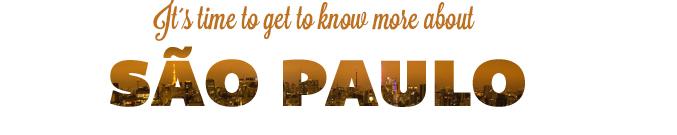 Know more about Sao Paulo Gondwana Brasil