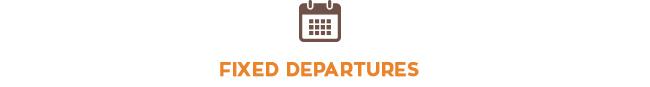 Fixed Departures Trip Gondwana Brasil