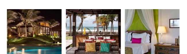 Zorah Beach Hotel Gondwana Brasil