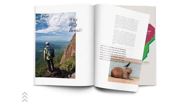 Brochure 2018 Gondwana Brasil