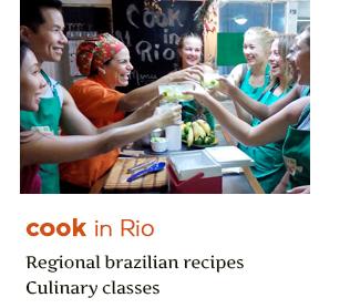 Cook Rio de Janeiro Trip Gondwana Brazil