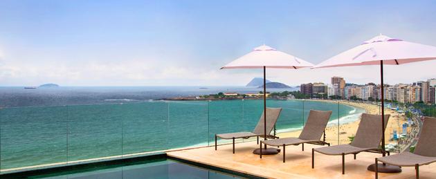 Hotel Windsor Rio de Janeiro Brazil