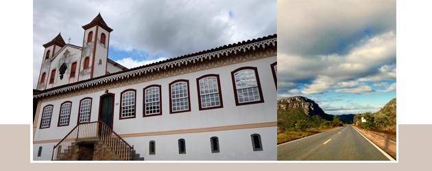 Minas Gerais Historic Town Gondwana Brazil