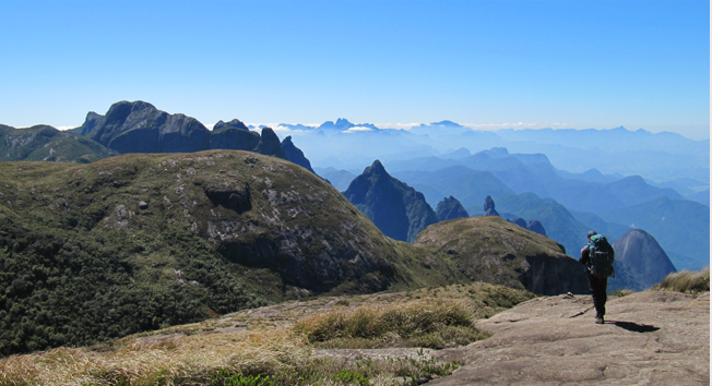 Brazil Gondwana Serra Orgaos Rio de Janeiro Trip